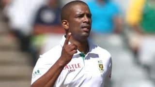 Vernon Philander No 1 Test bowler, dethrones Dale Steyn