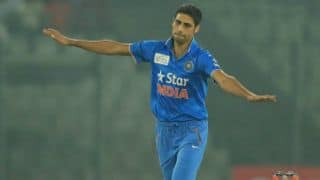 Mohammad Azharuddin wants Ashish Nehra to mentor young fast bowlers