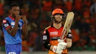 IN PICS: IPL 2019, SRH vs DC, Match 30