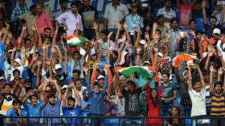India vs New Zealand, 3rd Test: Indore crowd scores a hundred on city's Test debut