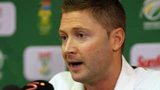 Michael Clarke fit for tour match against Pakistan A