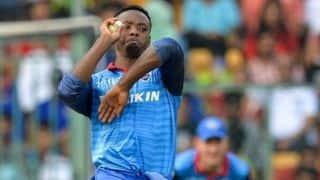 Kagiso Rabada ruled out of IPL 2019 due to back niggle