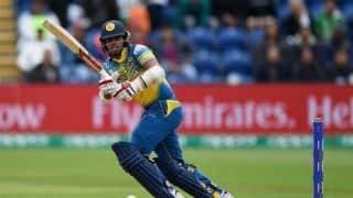 केपटाउन वनडे: कुसल मेंडिस का अर्धशतक, दक्षिण अफ्रीका के सामने 226 रन का लक्ष्य