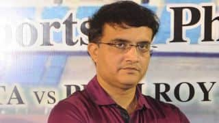 Sourav Ganguly to take over as CAB president from October 15