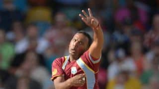ICC World T20 2014: Samuel Badree replaces Sunil Narine as No 1 bowler in ICC T20I rankings