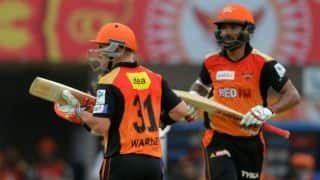 LIVE Streaming Royal Challengers Bangalore vs Sunrisers Hyderabad, IPL 2016: Watch Free Live Streaming and Telecast of RCB v SRH on Hotstar.com