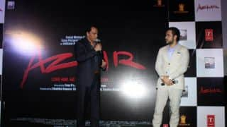 Azharuddin: Had to make lot of changes in Azhar's script