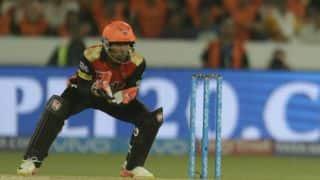 IPL 2018: Wriddhiman Saha more confident after keeping against Rashid Khan