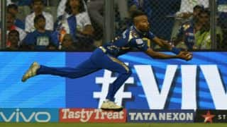 IPL 2018: Watch Hardik Pandya take a stunning catch to dismiss Glenn Maxwell