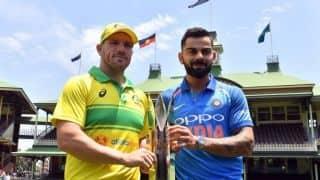 Australia drop New Zealand ODIs, set to tour India in early 2020
