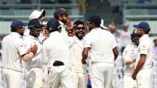 पांचवां टेस्ट: भारत ने इंग्लैंड को पारी और 75 रनों से हराया, सीरीज पर 4-0 से जमाया कब्जा