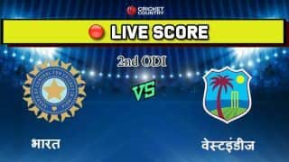 IND vs WI, 2nd ODI, LIVE streaming: Teams, time in IST and where to watch on TV and online in India