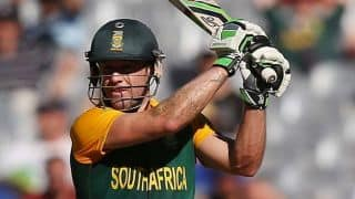 AB de Villiers likely to move down in South Africa batting order