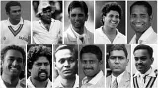 India's 500th Test: An all-time XI