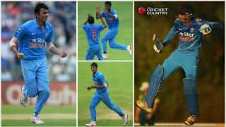 Akshar Patel adds value to India for World Cup