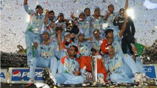 India celebrate 9 years of their first T20 World Cup win