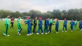 Ireland's Tim Murtagh rues lack of one big partnership after Afghanistan loss