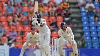Sri Lanka vs England, 2nd Test: Angelo Mathews's 87 keeps Sri Lanka afloat in second Test