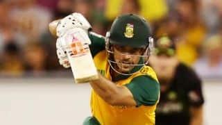 SA vs WI: JP Duminy falls for 43
