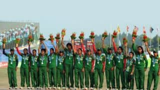 Bangladesh women's team to be provided security for Pakistan tour