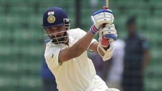 Ajinkya Rahane, Murali Vijay help India take 266-run lead against Sri Lanka at lunch on Day 4 of 2nd Test