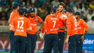 England survive late scare to score 14-run win over Pakistan in 1st T20I at Dubai