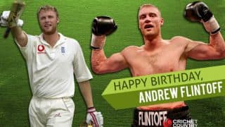 Andrew Flintoff: 25 facts about the nearly-giant of English cricket