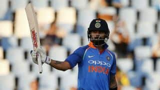 Virat Kohli scores 35th ODI hundred; breaks plethora of records