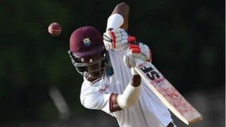 Roston Chase: WI showed lot of guts and effort against PAK in 3rd Test