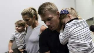 Ball tampering row: Has been tough, emotional time for my family, David Warner