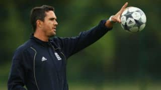 Kevin Pietersen professes his love for Chelsea Football Club