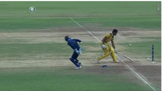 Video: Ishan Kishan shows a hint of MS Dhoni during Vijay Hazare Trophy quarter-final match