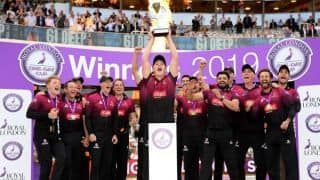 Somerset crowned Royal London One-Day Cup champions