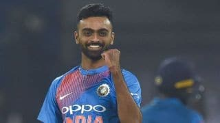 Playing the best cricket of my career now: Jaydev Unadkat