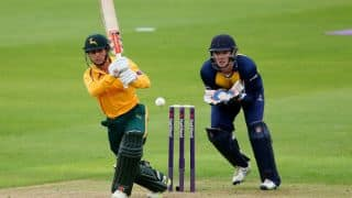 James Taylor to lead England Lions in triangular series