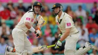 Mike Hussey: Wasn't sure if Steven Smith had the temperament