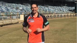 Johnson signs with Scorchers for BBL 2016-17