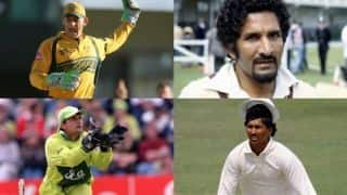 Video: Most dismissals by wicketkeepers in each edition of World Cup
