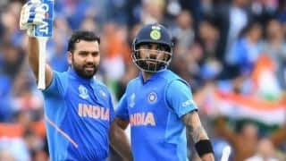 Partnership record, personal milestone in sight for Rohit Sharma in 3rd ODI