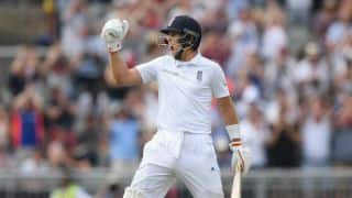 Joe Root's double ton puts Pakistan on backfoot at Tea, Day 2 at Old Trafford