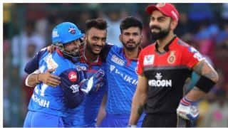 IPL 2019, DC VS RCB: Shikhar Dhawan, Shreyas Iyer shines, Delhi Capitals beat Royal Challengers Bangalore by 16 runs, enter Play off