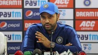 Too soon to judge whether Pant can make those DRS decisions: Rohit
