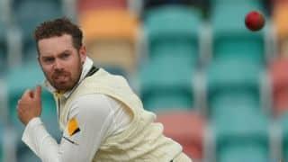 Jon Holland deserved Test spot ahead of Steve O'Keefe, believes 'best friend' John Hastings