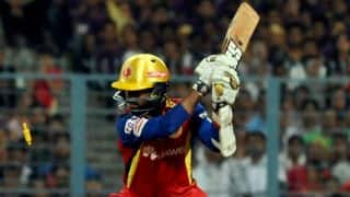 IPL 2015: Dinesh Karthik fined 20 per cent of match fees for breaching IPL Code of Conduct