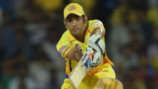 MS Dhoni to play for Pune in IPL 2016