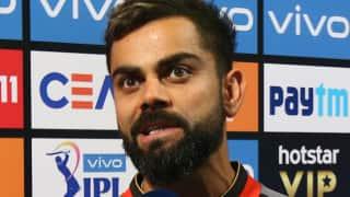 Fuming Virat Kohli calls umpire's mistake 'ridiculous'