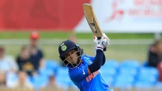 Punam Raut is keen to interact with AB de Villiers