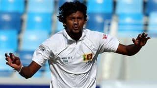 द. अफ्रीका दूसरी पारी में 128 रन पर ढेर, श्रीलंका को 197 रन का लक्ष्य