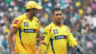 Dhoni: CSK will aim to get Ashwin back for IPL 2018