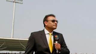 Ravi Shastri praises ICC for choosing N Srinivasan as its chairman